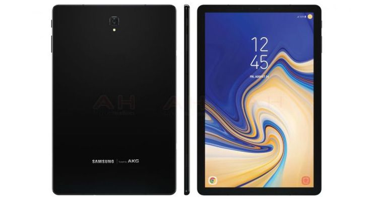 Galaxy Tab S4 - TecheNet