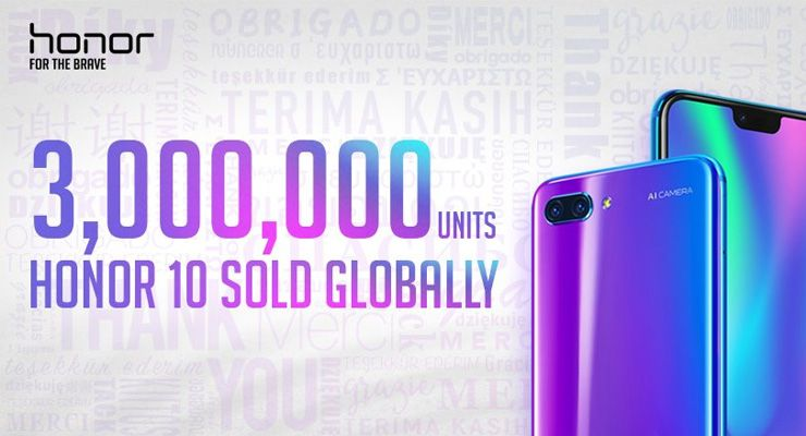 Honor 10 - TecheNet