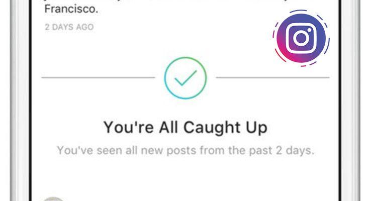 Instagram timeline - Techenet