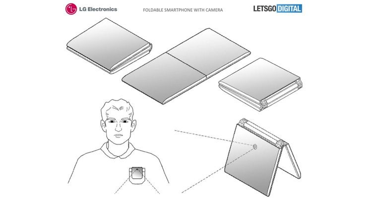 LG Smartphone dobrável - TecheNet