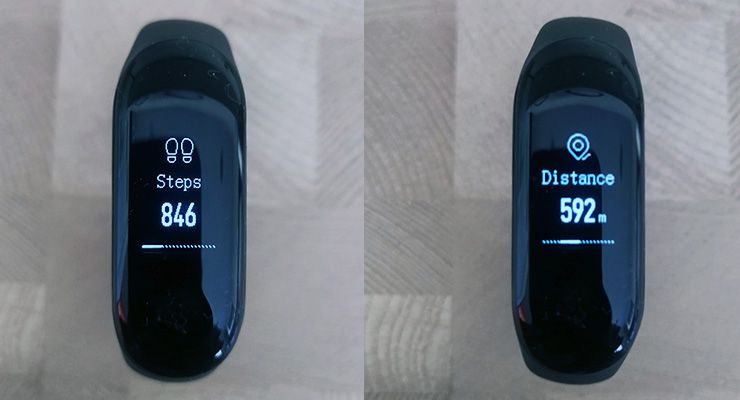 Xiaomi Mi Band 3 #2 - TecheNet