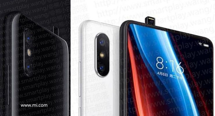 Xiaomi Mi Mix 3 - TecheNet