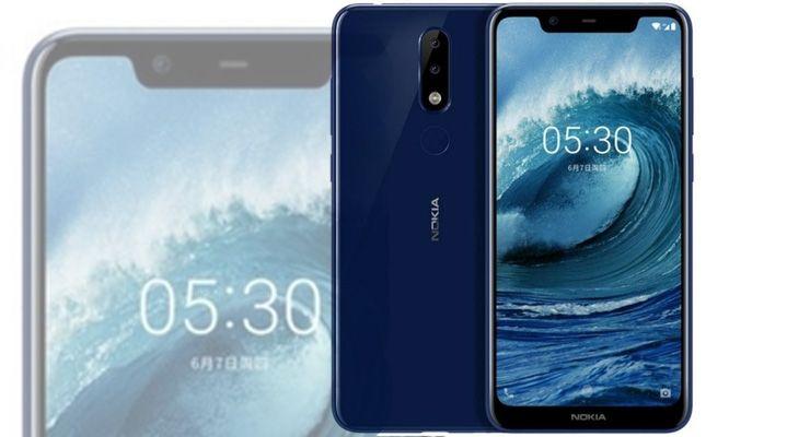 Nokia X5 renders - TecheNet