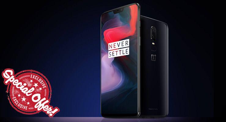 OnePlus 6 Deal - TecheNet
