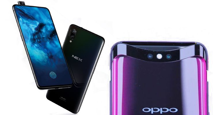 Oppo Find X Vivo Nex - TecheNet