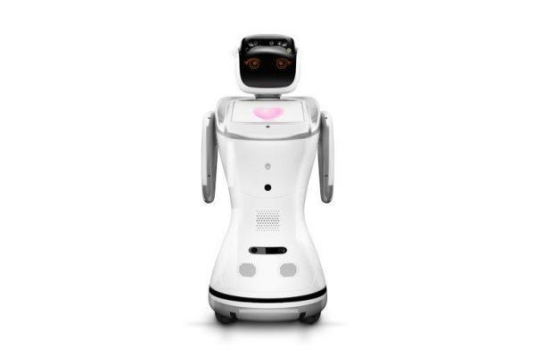 Robot social Sanbot, com IA, chega a Portugal