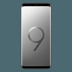 SM-G965 Samsung GalaxyS9 Plus Front Cinzento Titânio