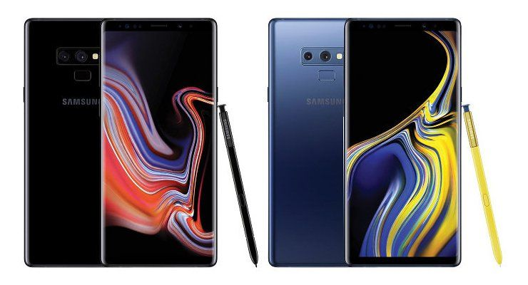 Samsung Galaxy Note 9 - TecheNet