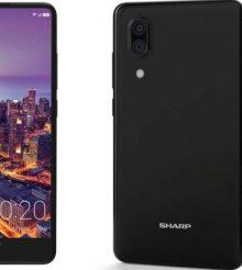 Sharp acaba de trazer dois novos smartphones para a Europa