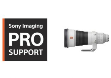 Programa Imaging Pro Support da Sony chega a Portugal