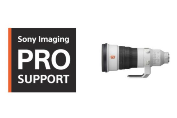 Programa Imaging Pro Support da Sony chega a Portugal