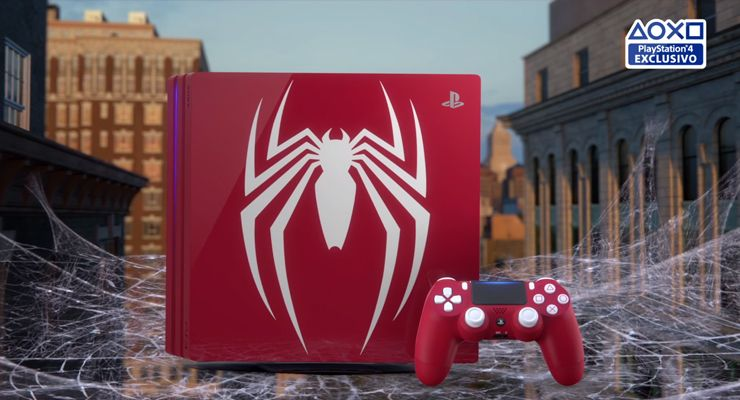 PlayStation 4 Spider-Man - TecheNet