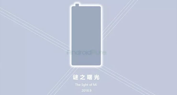 Xiaomi Mi Mix 3 - TecheNet