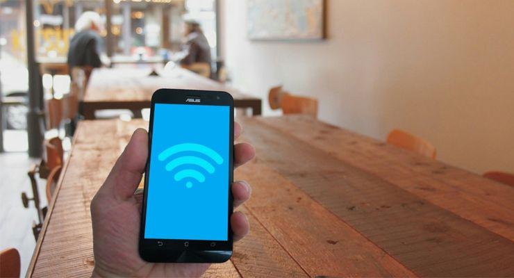 dados móveis WiFi - TecheNet