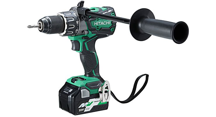 HITACHI Power Tools / HiKOKI revoluciona packs de bateria