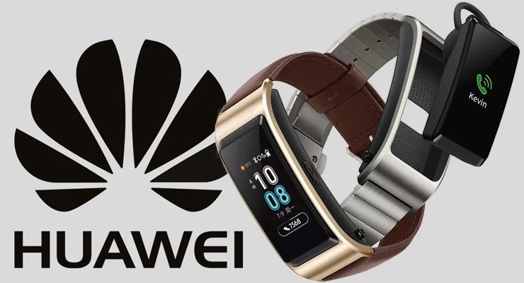 Huawei TalkBand B5 - TecheNet