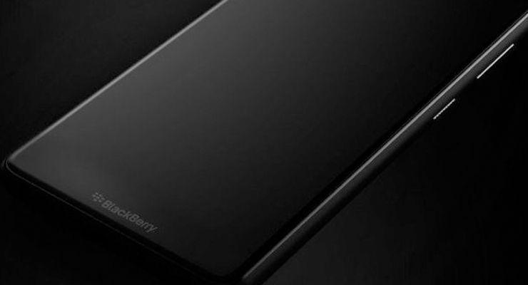 BlackBerry Evolve - TecheNet