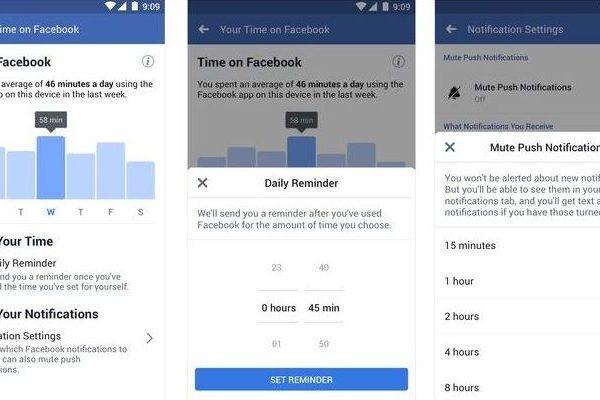 Facebook Instagram Ferramentas - TecheNet