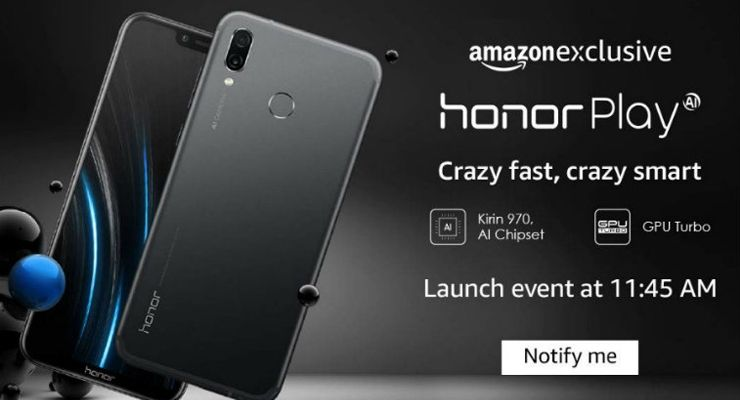 Honor Play - TecheNet