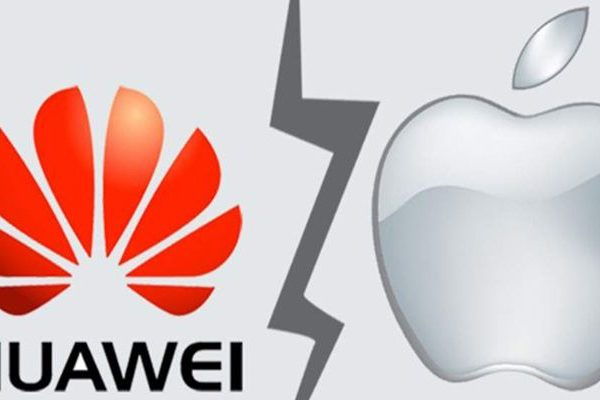 Huawei Apple - TecheNet