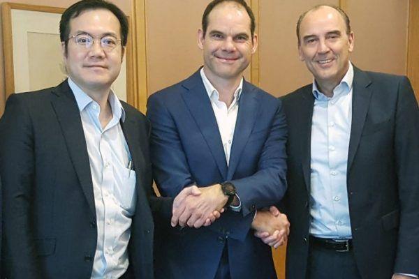 A Ricoh assinou uma parceria com a IPN