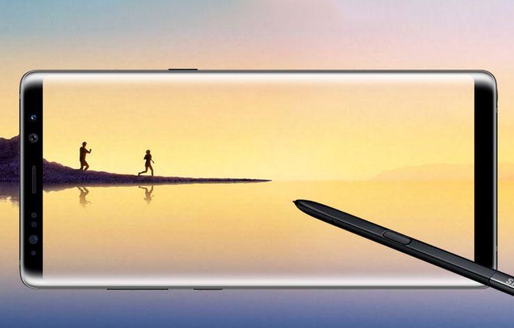 Samsung Galaxy Note 8: Até dá gosto tirar fotografias