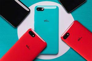 Wiko lança Sunny3 e Sunny3 Mini
