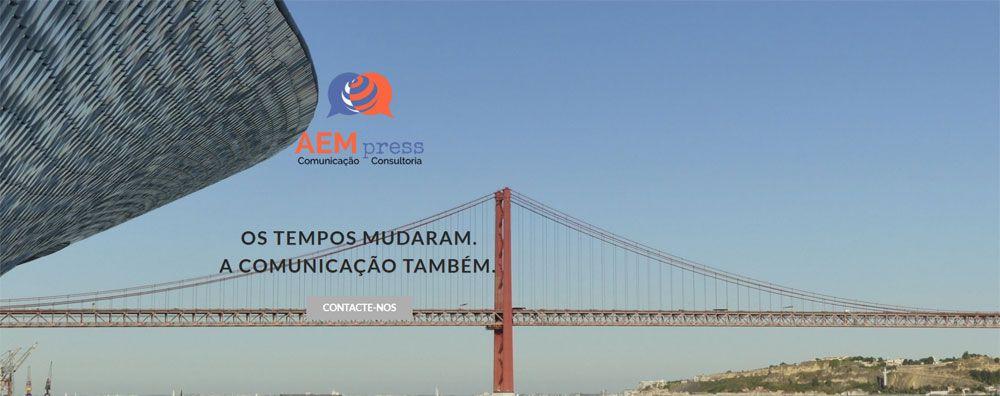 AEMpress entra na sua segunda década com nova imagem corporativa