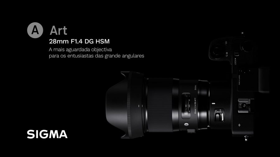ART 28 28mm, 40mm, Art, F1.4, fotografia, grande-angular, Objetivas SIGMA, SIGMA, SIGMA ART, SIGMA CINE