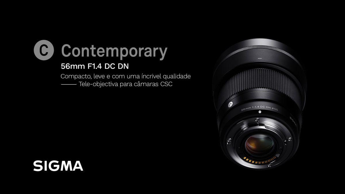 SIGMA 56mm Contemporary