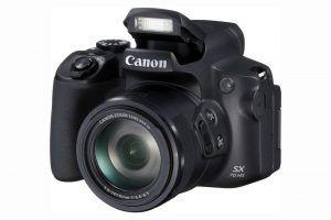 Canon anuncia a PowerShot SX70 HS com objetiva fixa com zoom de 65x