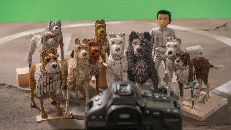 Canon EOS-1D X a câmara escolhida para filmar Isle of Dogs