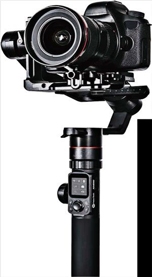 Feiyutech estabilizador de video AK2000, AK4000, camara, estabilizadores, estabilizadores de vídeo, Feiyutech