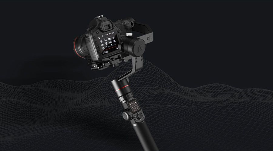Feiyutech apresenta 2 novos estabilizadores de vídeo profissionais