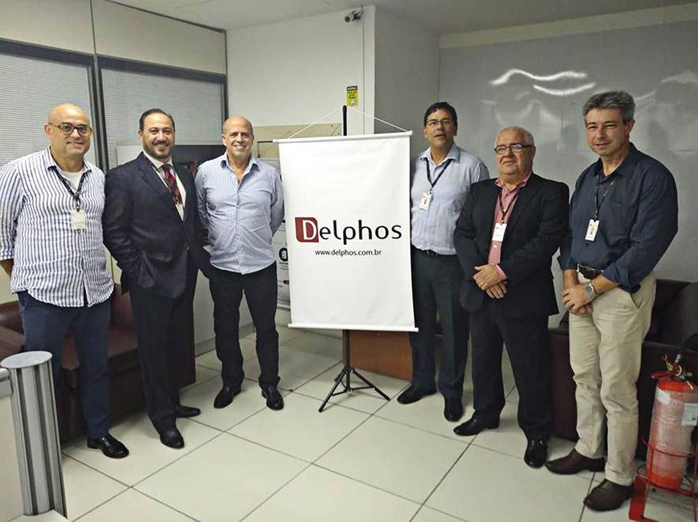 Tecnológica IT PEERS e brasileira Delphos assinam parceria comercial
