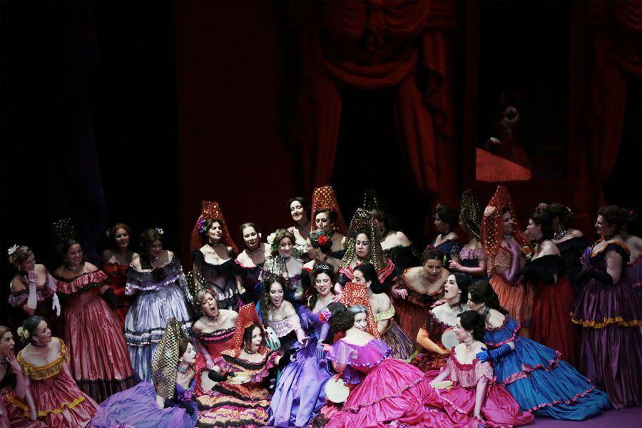 Ópera La Traviata no Coliseu Porto Ageas