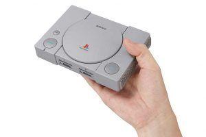 PlayStation Classic será lançada a 3 de dezembro de 2018 no Japão, na América do Norte e na Europa