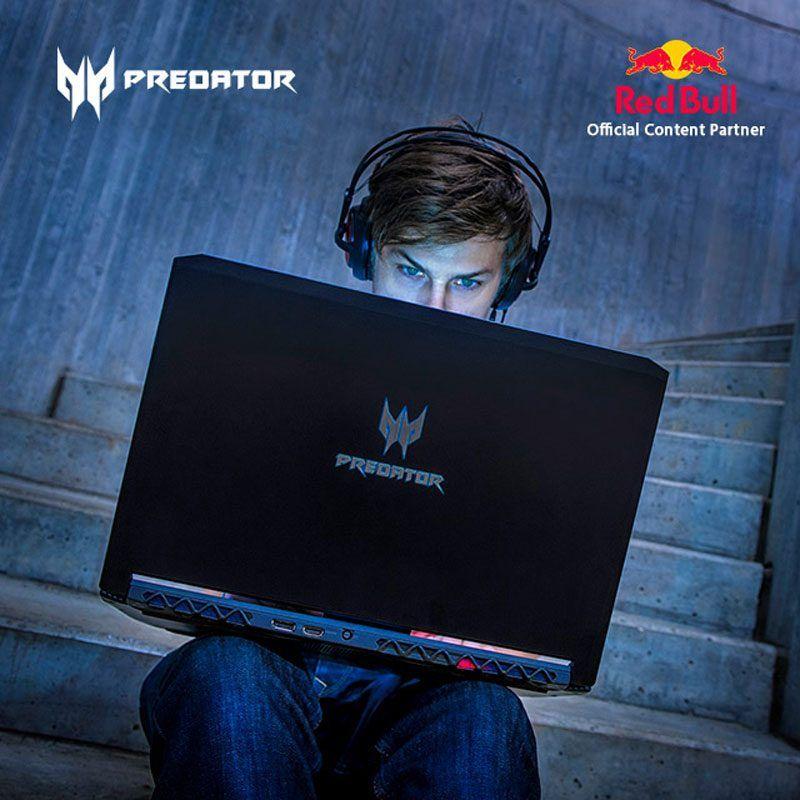 Acer e a Red Bull Media House mantêm parceria de conteúdo