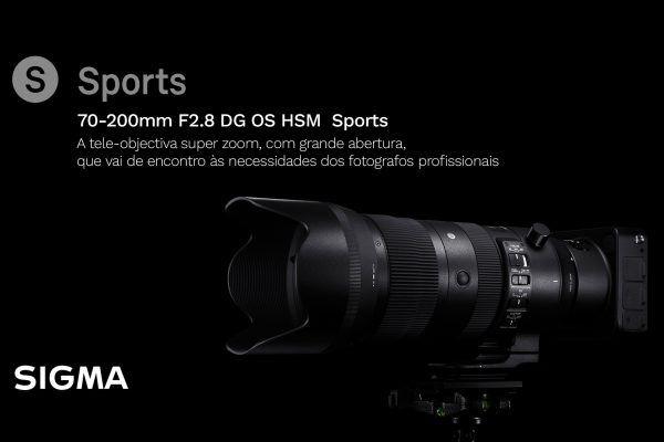 SIGMA 70-200mm Sports