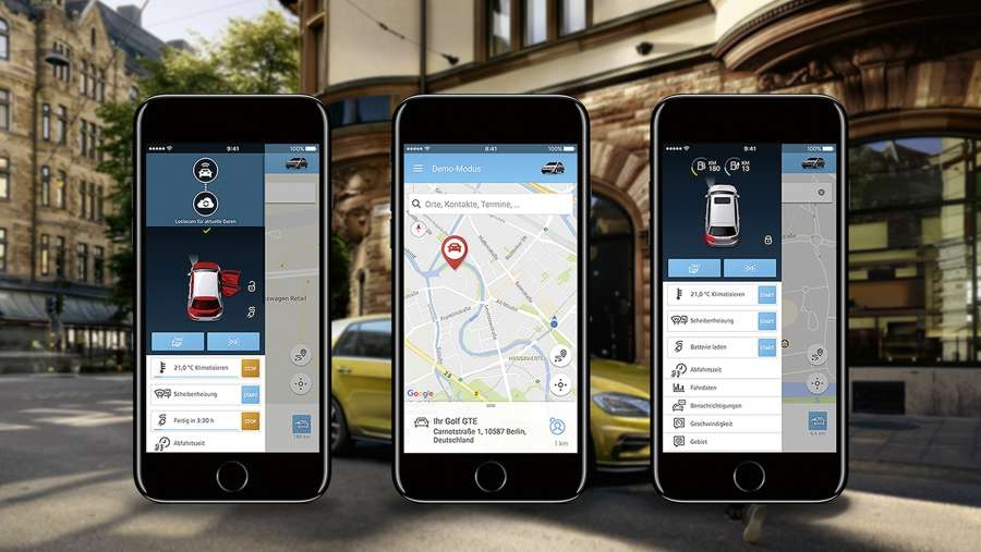 Car-Net: A app da Volkswagen que facilita as viagens