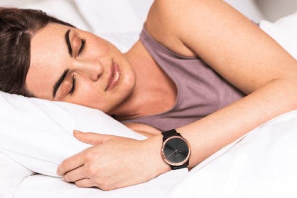 Garmin Connect ajuda a melhorar qualidade do sono