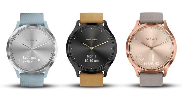 Garmin anuncia novos modelos premium e sport do vívomove HR