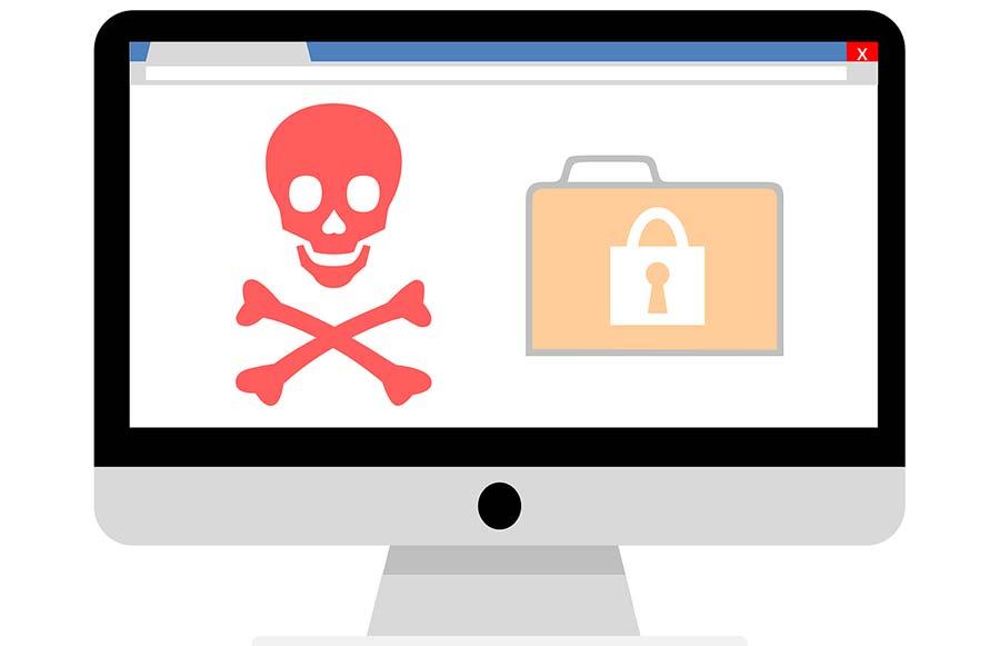54% das empresas não têm software anti-ransomware