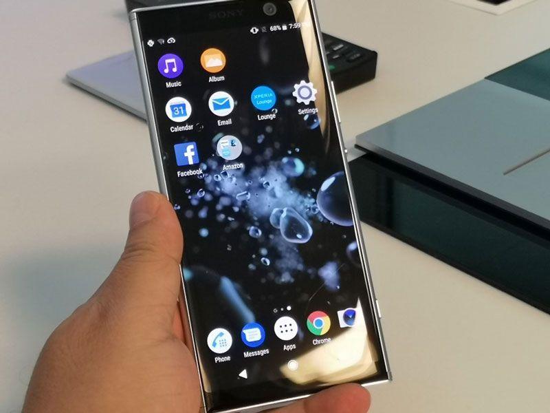 smartphoneXperiaXA2 Plus
