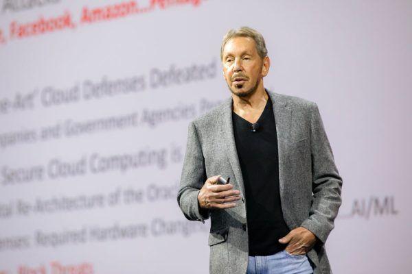 Larry Ellison aponta o rumo da evolução para futuro da cloud