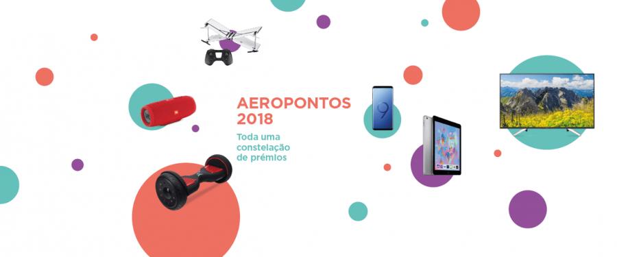 Atlantic lança nova campanha Aeropontos 2018, dirigida a todos os seus clientes