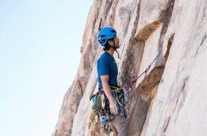 insta360 One X climbing