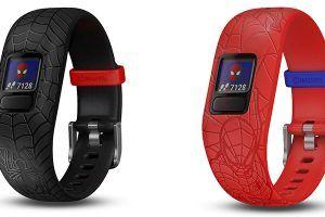 Garmin® e Marvel apresentam novo vívofit® jr. 2 monitor de fitness infantil e aplicação móvel interativo com o Homem-Aranha da Marvel