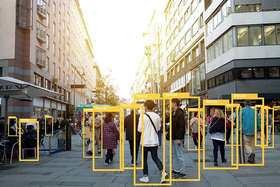 Identificar pessoas através de Inteligência artificial