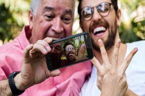 Dia Mundial da Terceira Idade: na Wiko os smartphones não são só para jovens!